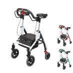 (代引き不可) アームフィット EXR 室内外兼用 EXR-698E ユーバ産業  (歩行器 折りたたみ) 介護用品