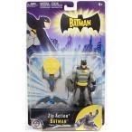 バットマン ニューアニメイテッド アクションフィギュア Zip Action BATMAN/マテル/THE BATMAN
