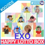 ��¨��ȯ���ۡ� EXO HAPPY LOTTO BOX �� ��EXO ������ SMTOWN �������å� happy lotto box