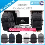 【再入荷44次予約】【 JEBALLOT 6313 ジューベルロ BACKPACK Code_No_6313 】  JEBALLOT 公式商品 正規品 韓国ファッション リュック