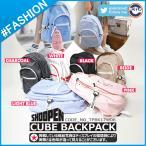【韓国 リュック】 【13次予約】【 SHOOPEN AIR CUBE BACKPACK Code_No_TPBK17W06】  SHOOPEN 公式商品 正規品 韓国ファッション リュック バックパック