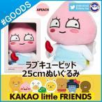 【2次予約】【 ラブキューピッド アピーチ 25cmぬいぐるみ 】 LOVE CUPID PLUSH APEACH KAKAO FRIENDS カカオフレンズ  公式グッズ