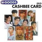 【数量限定1次予約】【 EXO cashbee Card 】  エクソ キャッシュビー 交通カード SMTOWN SUM 公式グッズ