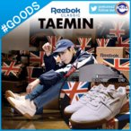 �ڿ��̸���5��ͽ��ۡ� SHINeeTAEMIN ���ѥ�ǥ� / Reebok CLASSIC WORKOUT PLUS �ۡ����㥤�ˡ� �ƥߥ� �꡼�ܥå� ���ˡ�����