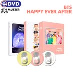 ��1��ͽ��ۡ� BTS ���ƾ�ǯ�� 4th MUSTER Happy Ever After DVD �ۡ��Х󥿥� �ե���ߡ��ƥ��� �ڥ�� DVD��ɬ�����ڹ���㡼��ȿ��