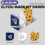 ��1��ͽ��ۡ� �С���������� / SEVENTEEN �ߥ�6�� ���Υ���Х� YOU MADE MY DAWN �ۡ����֥�ƥ����� ���֥���KIHNO ALBUM  ɬ�����ڹ���㡼��ȿ��