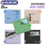 ����Ź������ŵ�ա��ڽ�����ݥ�����(�ݤ��)�ա�1��ͽ��ۡ� �С���������� / SEVENTEEN ����3������Х� An Ode �ۡ����֥�ƥ����� ���֥���CD