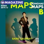 ��1��ͽ��ۡ� SUPER JUNIOR �ɥ�� ɽ�� (Bver.) & �ý� / �ڹ� MAPS 2019ǯ12�� ��  �����ѡ�����˥� ������ SJ DONGHAE �Ǻ�