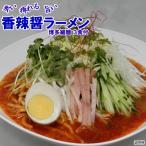 四川香辣醤 激辛冷製拉麺 3食入//ポスト投函専用