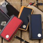 iPhoneケース オロビアンコ アイフォンケース iPhone XS X XR 11 11Pro スマホケース イタリアンレザー 牛革 本革 ナイロン 手帳型 ORIP-0001