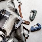 CARABINER BATTERY カラビナバッテリー| 充電器 アウトドア 防災用品 モバイルバッテリー