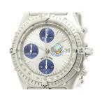 BREITLING ブライトリング クロノマット ブルーインパルス 限定 自動巻き メンズ 時計 A13048
