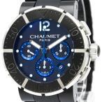 ショーメ クラスワン クロノグラフ XXL ステンレス スチール ラバー 自動巻き メンズ 時計 W17291-45B