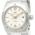 【外装仕上げ済み】【IWC】インヂュニア ステンレススチール 自動巻き メンズ 時計 IW322801【中古】