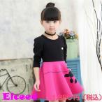 韓国子供服 ワンピー�