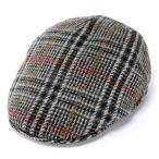 ショッピングハンチング ニューヨークハット ウールリッチ 帽子 ハンチング ツイード チェック ウール LinedWoolrichPlaidPub 9033 グリーン
