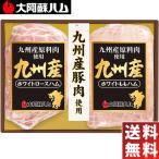 お中元 ハム 大阿蘇ハム 九州産ギフト 九州産豚肉使用 ロースハム・ももハム ハム詰め合わせ OH-40K 熊本県 夏ギフト 送料無料