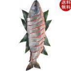 お歳暮 ギフト 北海道 日高産 新巻鮭姿切身 お取り寄せ 北海道 お返し 送料無料