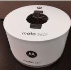 送料無料 新品 ●Motolora モトローラ Moto 360 Watch スマートウォッチ ブラック 黒●