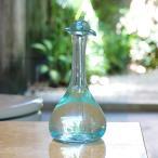 スパボトル クリアタイプ アロマ オイルボトル 瓶 アメニティ 小瓶 ガラス容器 アジアン リゾート エステ スパ おしゃれ 10024