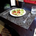 ランチョンマット アジアン テーブルウェア おしゃれ エスニック モダン ウォーターヒヤシンス アジアン雑貨