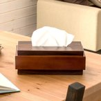 ティッシュケース おしゃれ 木製 ボックス ティッシュケースカバー ウッド ティッシュカバー ティッシュホルダー モダン アジアン