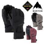 【最大23%還元】 グローブ BURTON バートン レディース Womens GORE-TEX インナー付き Glove手袋 スノーボード