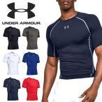 得割35 半袖 インナー シャツ メンズ アンダーアーマー UNDER ARMOUR UA コンプレッション アンダーウェア 野球 サッカー ランニング トレーニング 1358547