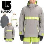 【最大23%還元】 スノーボードウェア バートン BURTON Frostner Anorak Jakcet メンズ プルオーバー ジャケット スノーボード