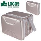 ロゴス LOGOS ハイパー氷点下クーラーL 20L 大容量 クーラーボックス コンパクト収納 アウトドア キャンプ バーベキュー 81670080 送料無料の画像
