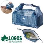 ロゴス LOGOS バッグインクールキーパー/BENTO BOX JAPON ランチバッグ 保冷バッグ 大きめ ソフトクーラー お弁当袋 81670770