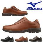 ウォーキングシューズ ミズノ MIZUNO メンズ LD40V ビジネス シューズ  スニーカー 紐 靴 幅広 3E B1GC1917 得割21