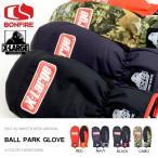 ボンファイア BONFIRE メンズ レディース グローブ ミトン BALL PARK GLOVE 手袋 X-LARGE エクストララージ スノーボード スノボ 40%off