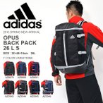 リュックサック アディダス adidas オプス バックパック26L S スポーツバッグ シューズ収納可能 かばん 学校 通学 部活 クラブ 2016新作 30%off