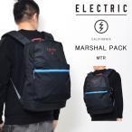 ショッピングバック バックパック ELECTRIC エレクトリック MARSHAL 日本正規品 リュックサック ザック カバン 鞄 BAG バッグ 30%off