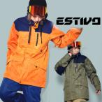 ショッピングスノーボード スノーボードウェア エスティボ ESTIVO EV HUNTER JKT メンズ ジャケット スノボ スノーボード スノーボードウエア 50%off 送料無料