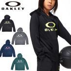 得割30 フリース パーカー OAKLEY オークリー キッズ ジュニア 子供 ジャケット プルオーバー ビッグロゴ スポーツ トレーニング FOA401626