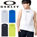 ノースリーブ シャツ OAKLEY オークリー メンズ タンクトップ トレーニング フィットネス ランニング スポーツ ウェア インナー FOA402417 2021春夏新作 得割20