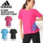 adidas 92_WTEAMS SヘザーTシャツ FTK48 色   BLK サイズ   J M