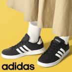 送料無料 アディダス スニーカー レディース adidas GRANDCOURT K グランドコート シューズ 靴 ブラック 黒 EG1517