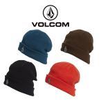 ニット帽 VOLCOM ボルコム メンズ JP STN CUFF BEANIE ビーニー ニットキャップ 帽子 折り返し スノーボード スノボ 2020-2021冬新作 10%off