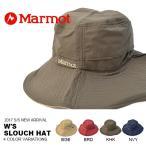 マーモット Marmot W's Slouch Hat ウイメンズ スローチハット  レディース  帽子 アウトドア トレッキング 登山 キャンプ 紫外線対策 2017春夏新作 送料無料