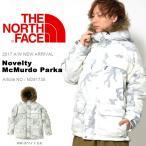高品質 ダウン ジャケット THE NORTH FACE ザ・ノースフェイス メンズ Novelty McMurdo Parka マクマードパーカ ジャケット 2017秋冬新作 nd91734