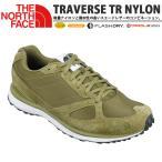 送料無料 レトロラン スニーカー THE NORTH FACE ザ・ノースフェイス メンズ Traverse TR Nylon トラバース TR ナイロン シューズ 靴 Vibram Sole  得割20