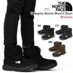 30%off ウール ヌプシ ショート ブーツ ザ・ノースフェイス THE NORTH FACE ウィメンズ ヌプシ ブーティ ウール 5 ショート レディース nfw51979