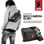 ショッピングメッセンジャーバッグ クローム CHROME メッセンジャーバッグ シートベルト ショルダー NIKO SLING ニコ スリング カメラバッグ 1L
