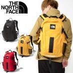 2010年復刻 スクエアロゴ リュックサック THE NORTH FACE ザ・ノースフェイス Hot Shot SE ホットショット SE 30L デイパック ザック