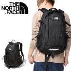 2010年復刻 スクエアロゴ リュックサック THE NORTH FACE ザ・ノースフェイス Hot Shot SE 30L ブラック 2020春夏新作 nm72008
