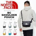 ショルダーポーチ THE NORTH FACE ザ・ノースフェイス K BC Shoulder Pouch 2.5L 2017春夏新色 ミニポーチ メッセンジャー 小物収納