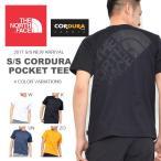 ショッピングnorth バックプリント 半袖Tシャツ THE NORTH FACE ザ・ノースフェイス メンズ S/S CORDURA Pocket Tee コーデュラポケットティー 2017春夏新作